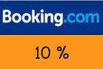 Booking 10 Prozent Gutschein