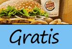 Gratis-Artikel bei BurgerKing