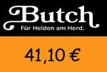 Butch 41,10 Euro Gutscheincode