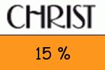Christ 15 % Gutscheincode