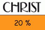 Christ 20 Prozent Gutscheincode