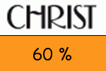 Christ 60% Gutschein