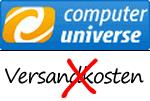 Versandkostenfrei bei ComputerUniverse