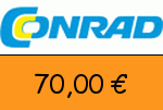 Conrad 70,00 Euro Gutschein