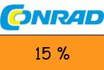 Conrad.ch 15 % Gutscheincode