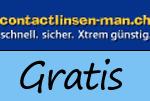 Contactlinsen-man.ch gratis-artikel Gutschein