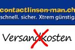 Contactlinsen-man.ch versandkostenfrei Gutschein