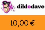 Dildodave 10,00 Euro Gutscheincode