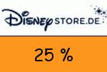 DisneyStore 25 Prozent Gutschein