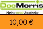 DocMorris 10,00 Euro Gutscheincode