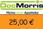 DocMorris 25,00 Euro Gutschein