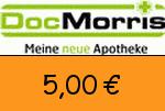 DocMorris 5,00€ Gutscheincode