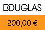 Douglas 200,00 Euro Gutschein