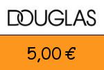 Douglas 5,00€ Gutscheincode