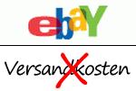 Versandkostenfrei bei Ebay