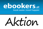 Aktion bei ebookers.at