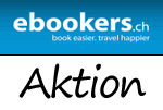 Aktion bei ebookers.ch