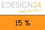 eDesign24 15 % Gutscheincode