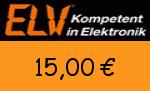 ELV.at 15 Euro Gutschein