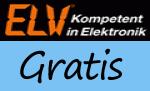Gratis-Artikel bei ELV.at