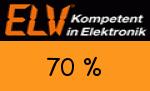 ELV.at 70 Prozent Gutschein