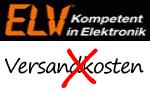 Versandkostenfrei bei ELV.at