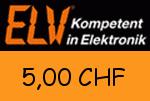 ELV.ch 5,00 CHF Gutscheincode