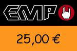 EMP 25,00 Euro Gutscheincode