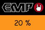 EMP 20 Prozent Gutscheincode