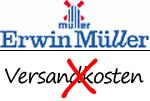Versandkostenfrei bei Erwin-Mueller