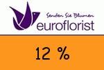 EuroFlorist 12 Prozent Gutscheincode