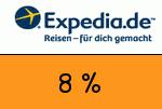 Expedia 8 Prozent Gutscheincode