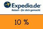 Expedia.ch 10 Prozent Gutscheincode
