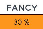 Fancy 30% Gutscheincode