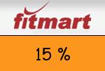 Fitmart 15 % Gutscheincode