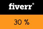 Fiverr 30% Gutscheincode