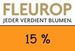 Fleurop 15 % Gutscheincode