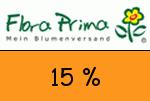 Flora_Prima 15 % Gutschein