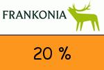Frankonia 20 Prozent Gutschein