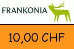 Frankonia.ch 10,00 CHF Gutscheincode