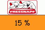 Fressnapf 15 % Gutscheincode