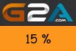 G2A 15 % Gutschein