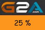 G2A 25 Prozent Gutscheincode