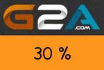 G2A 30% Gutscheincode