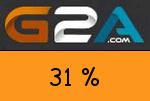 G2A 31 Prozent Gutschein