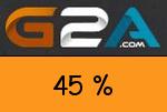 G2A 45 Prozent Gutschein