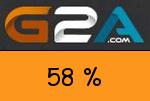 G2A 58 Prozent Gutschein