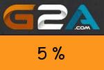 G2A 5 Prozent Gutscheincode