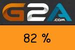 G2A 82 Prozent Gutschein