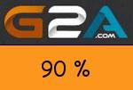 G2A 90 Prozent Gutschein